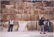 Egipto 2003, Pirámide de Keops