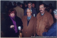 Con Marosa y Jorge Arbeleche