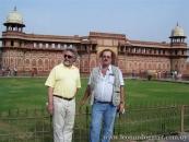El Fuerte Rojo, India