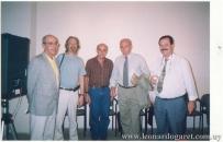 Montevideo, con Ariel Mastandrea, Maca, Elías Uriarte y Miguel Ángel Campodónico.